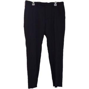 Banana Republic Slim Fit Wool Trousers 35x32